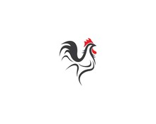 Rooster Logo Icon