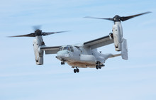 Mv-22 Osprey Hovering
