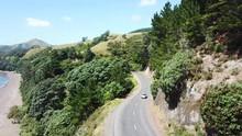 Roadside Coromandel Peninsula ...