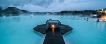 Geothermal Spa Blue Lagoon In ...