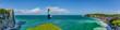 Leinwanddruck Bild - Klippen von Etretat