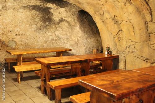 Fotografie, Obraz  Restaurante cueva