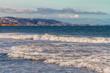 Coastline of Newport Beach, California