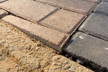 Uneven And Poorly Laid Block P...