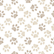 Seamless Pattern For Textile D...