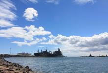 Pearl Harbor Scenery