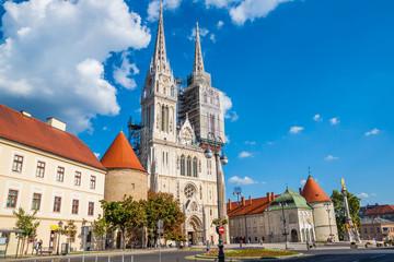 Zagrebačka katedrala u Zagrebu, Hrvatska