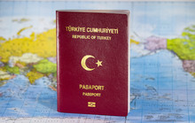 Turkish Passport On The World ...