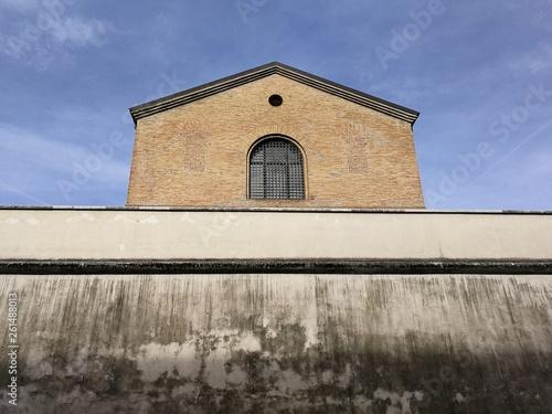 Avellino - Scorcio dell'Archivio di Stato Canvas Print