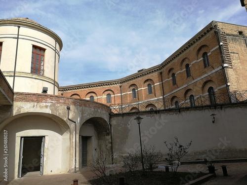 Photo Avellino – Scorcio dell'ex carcere