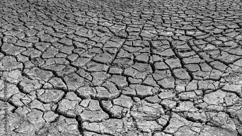 Fotografía  Drying time, global warming effect