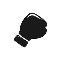 Boxing Glove Icon Illustration...