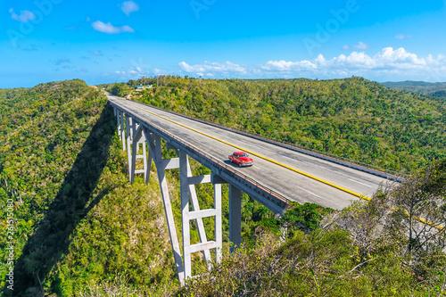 Photo The Bridge of Bacunayagua
