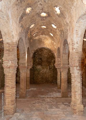 Foto Village de Ronda - monuments - bains arabes