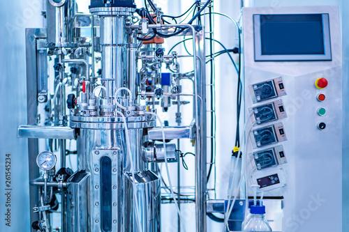 Bioreactor Wallpaper Mural