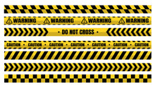 Hazardous Warning Tape Sets Mu...
