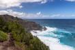 Big waves at the north coast of Maui