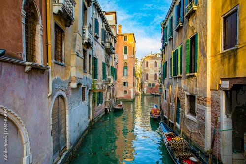 Stickers pour porte Venise Wenecja