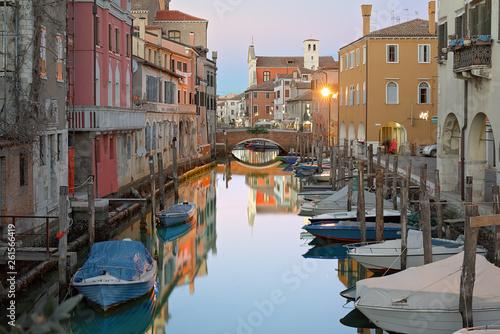 Chioggia Italia Laguna Venezia Mare