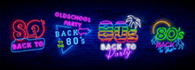 Neon 80's Collection Neon Sign...