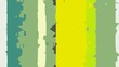 canvas print picture - abstract vintage green grey yellow background with vertical lines and lines. background pattern for brochures graphic or concept design. can be used for postcards, poster websites or wallpaper.