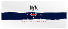 Anzac Day Lest We Forget, Aust...