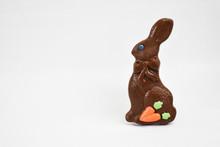 Chocolate Easter Bunny Candy O...