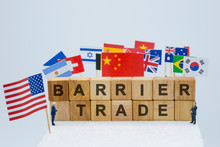 Trade Barrier Wording With USA...