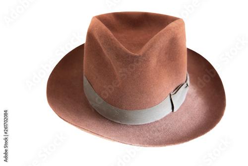 Fotomural chapeau