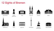 12 Sights Of Bremen