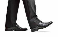 Shoes Of A Businessman