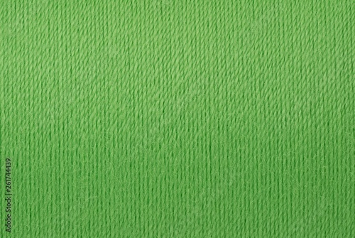 mata magnetyczna Macro picture of green thread texture background