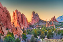 Garden Of The Gods, Colorado S...