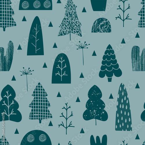wzor-z-drzew-na-tkaniny-tapety-i-papier-pakowy