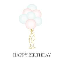 Happy Birthday Hand Drawn Cute...