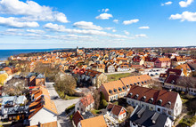 The Hanseatic Town Of Visby, A UNESCO World Heritage Centre