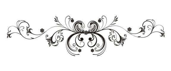 zestaw elementów kwiatowych do projektowania