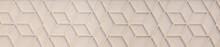 Yellow Seamless Decorative Mosaic Tile With Moroccan Pattern