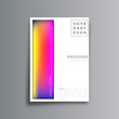 Gradient texture background for banner, flyer, poster, brochure cover or other printing products