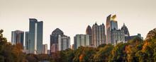 A View Of The Midtown Atlanta ...