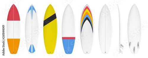Fotomural  Surfboard custom design