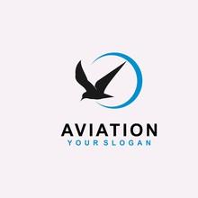Aviation Logo Template