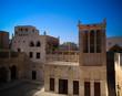 Exterior view to Sheikh Isa Bin Ali Al Khalifa house and mosque, Manama, Bahrain