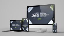 Digital Agency Technology Devi...