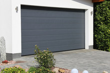 Modern New Garage Door (sectional Door)