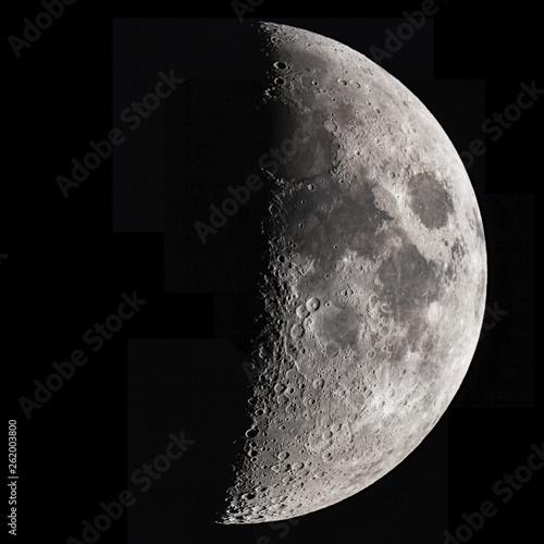Obraz Mosaico Luna - fototapety do salonu