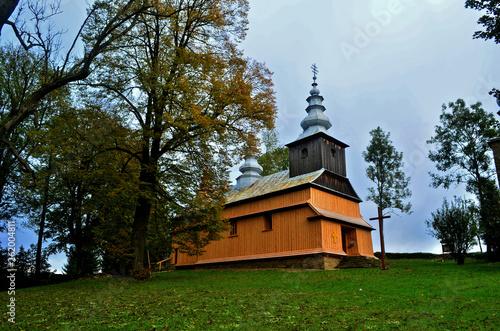cerkiew - fototapety na wymiar