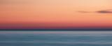 blurred sea landscape - 262029610