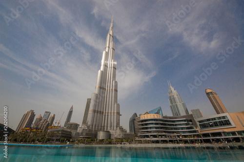 Fototapeta  Dubai is a city and emirate in the United Arab Emirates