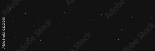Obraz Dark night star background .  - fototapety do salonu